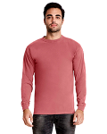 Adult Inspired Dye Long Sleeve Crew front Thumb Image