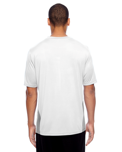 Short-Sleeve Athletic V-Neck All Sport Jersey back Image