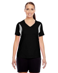 Short-Sleeve V-Neck All Sport Jersey front Thumb Image