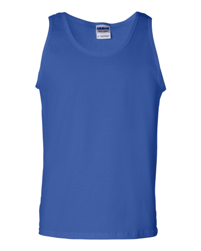 Men's Cotton Tank Top front Image