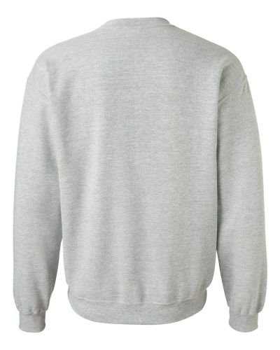 Heavy Blend Crewneck Sweatshirt back Image