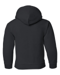 Heavy Blend Youth Hooded Sweatshirt back Thumb Image