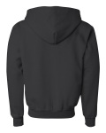 Heavy Blend Youth Full-Zip Hooded Sweatshirt back Thumb Image