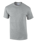 Ultra Cotton Pocked T-Shirt front Thumb Image