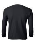 Ultra Cotton Youth Long Sleeve T-Shirt back Thumb Image