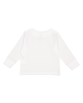 Toddler Long-Sleeve Cotton Jersey T-Shirt back Thumb Image