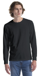 Fine Jersey Long Sleeve T-Shirt front Thumb Image