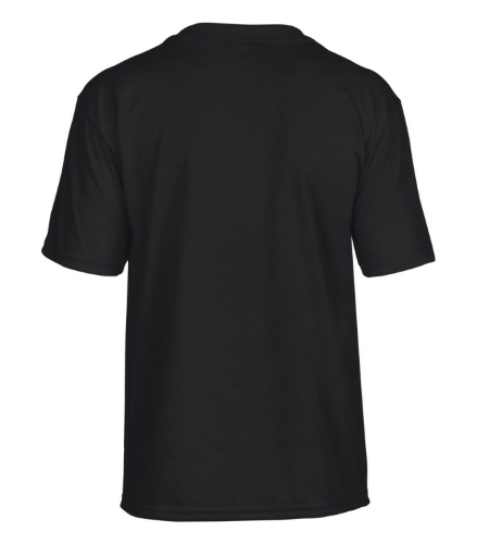 Performance Youth T-Shirt back Image