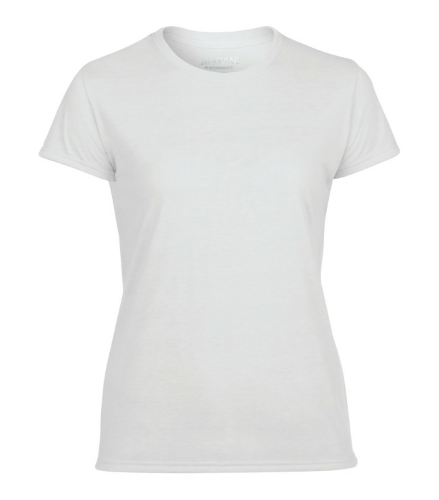 Performance Ladies' T-Shirt front Image