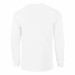 HD Cotton Long Sleeve Youth T-Shirt back Thumb Image