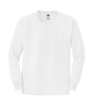 HD Cotton Long Sleeve Youth T-Shirt front Thumb Image