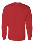 Heavy Cotton Long Sleeve T-Shirt back Thumb Image