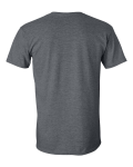 Men's Fitted Softstyle T-Shirt back Thumb Image
