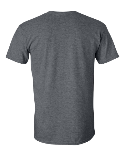 Men's Fitted Softstyle T-Shirt back Image