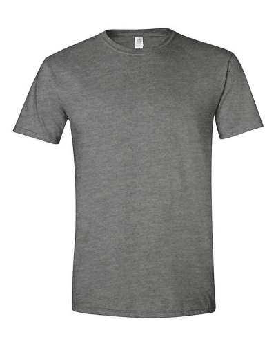 Men's Fitted Softstyle T-Shirt front Image