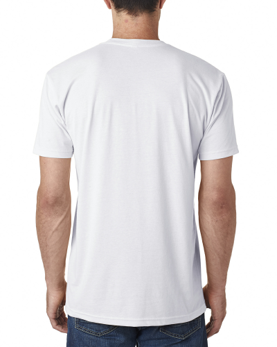 Next Level Men's Sueded Crew back Image