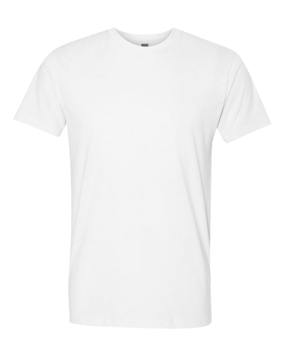 Next Level Men's Sueded Crew front Image