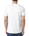 Sueded V-Neck back Thumb Image
