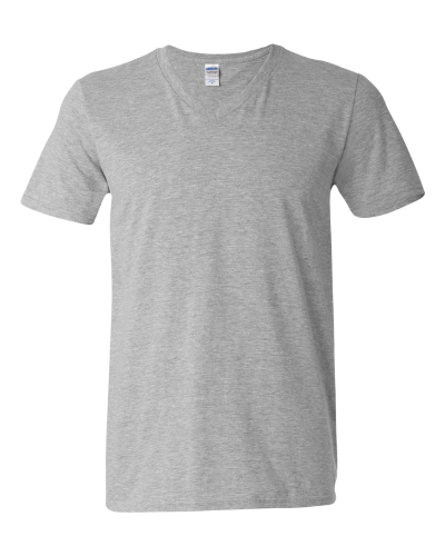 Men's V-Neck T-Shirt front Image