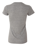 TriBlend Deep V-Neck back Thumb Image