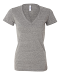 TriBlend Deep V-Neck front Thumb Image