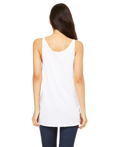 Ladies' Slouchy Tank back Image