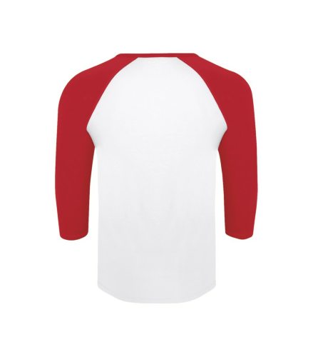 Cotton Baseball Tee back Image
