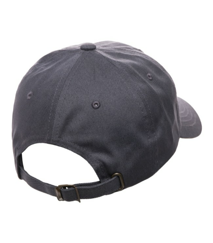 Low Profile Cotton Twill Dad Cap back Image