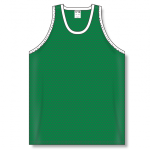Polymesh Basketball Jersey front Thumb Image