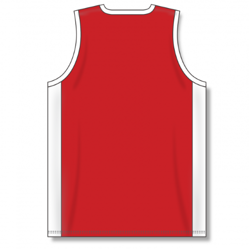 Pro Jersey Cut with Side Inserts back Image