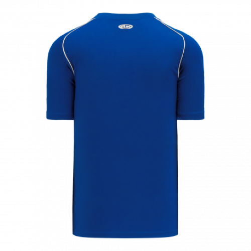 Two Button Baseball Jerseys back Image