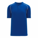 Two Button Baseball Jerseys front Thumb Image