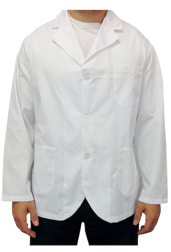 Short Lab Coat