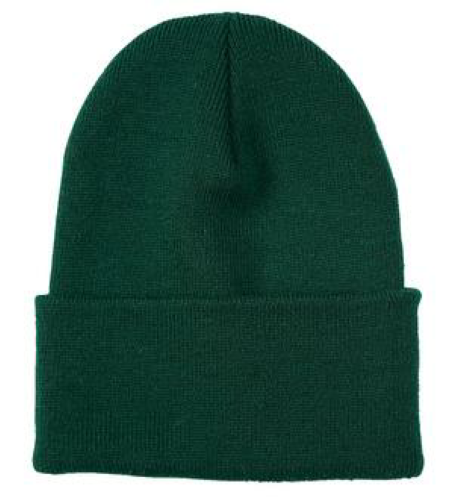 Oxford Knit Toque back Image