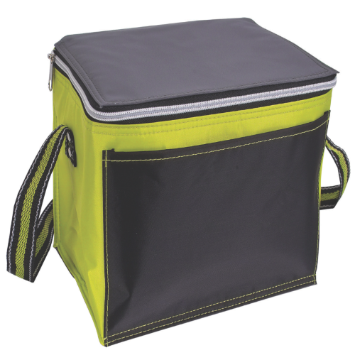 Tri-Colour Cooler / Lunch Bag front Image