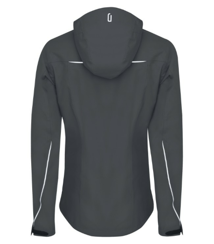 DRYFRAME® Dry Tech Shell System Ladies' Jacket back Image