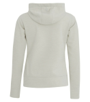 DRYFRAME® Dry Tech Fleece Ladies' Pullover Hood back Thumb Image