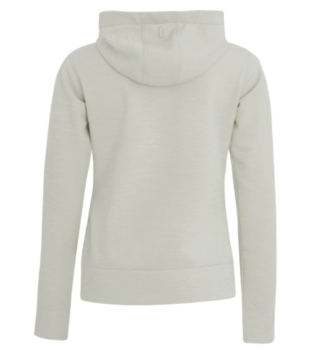 DRYFRAME® Dry Tech Fleece Ladies' Pullover Hood back Image