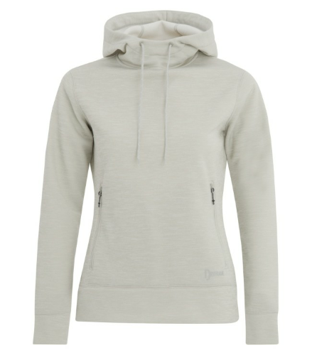 DRYFRAME® Dry Tech Fleece Ladies' Pullover Hood front Image