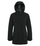DRY TECH LADIES' PARKA. front Thumb Image