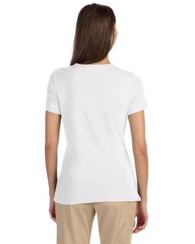 Ladies' Perfect Fit™ Shell T-Shirt back Image