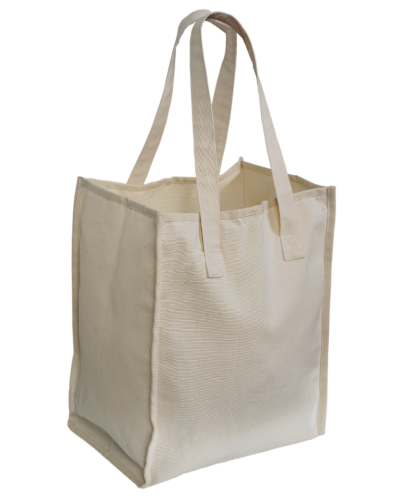 Organic Cotton Tote front Image