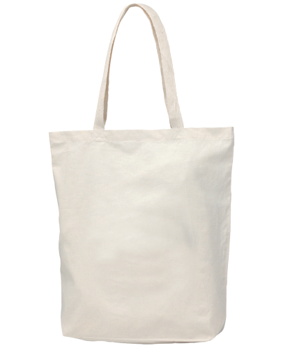 Econo Tote Bag with Gusset back Image