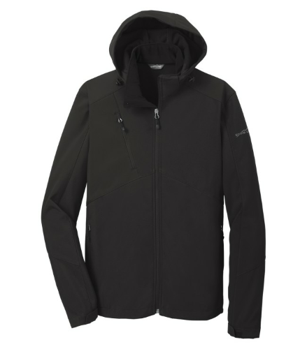 Soft Shell Parka front Image