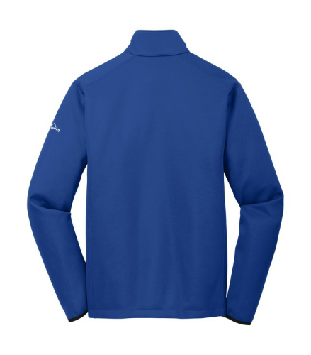 Weather Resist Soft Shell Jacket back Image