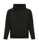 Fleece Two Tone Hooded Sweatshirt front Thumb Image
