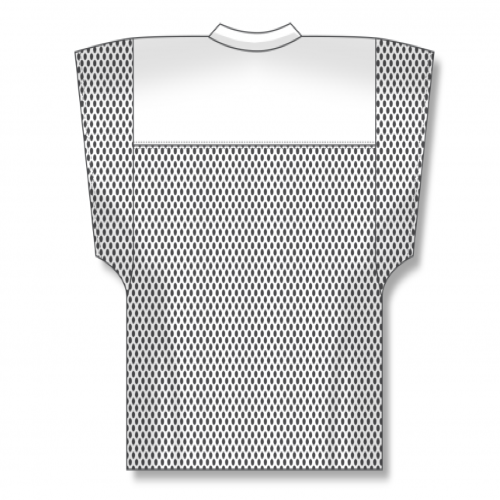 Practice Football Jerseys back Image