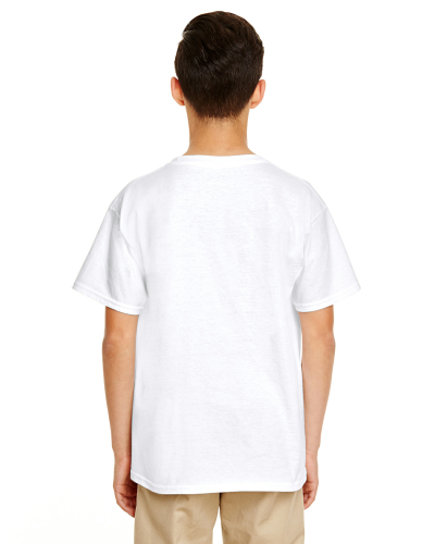 Youth Softstyle® 7.5 oz./lin. yd. T-Shirt back Image