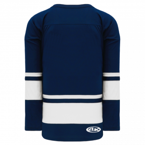 H6400 League Series Hockey Jersey back Image