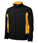COAL HARBOUR® EVERYDAY COLOUR BLOCK SOFT SHELL JACKET front Thumb Image